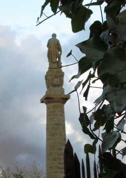 Hugh Miller monument 2