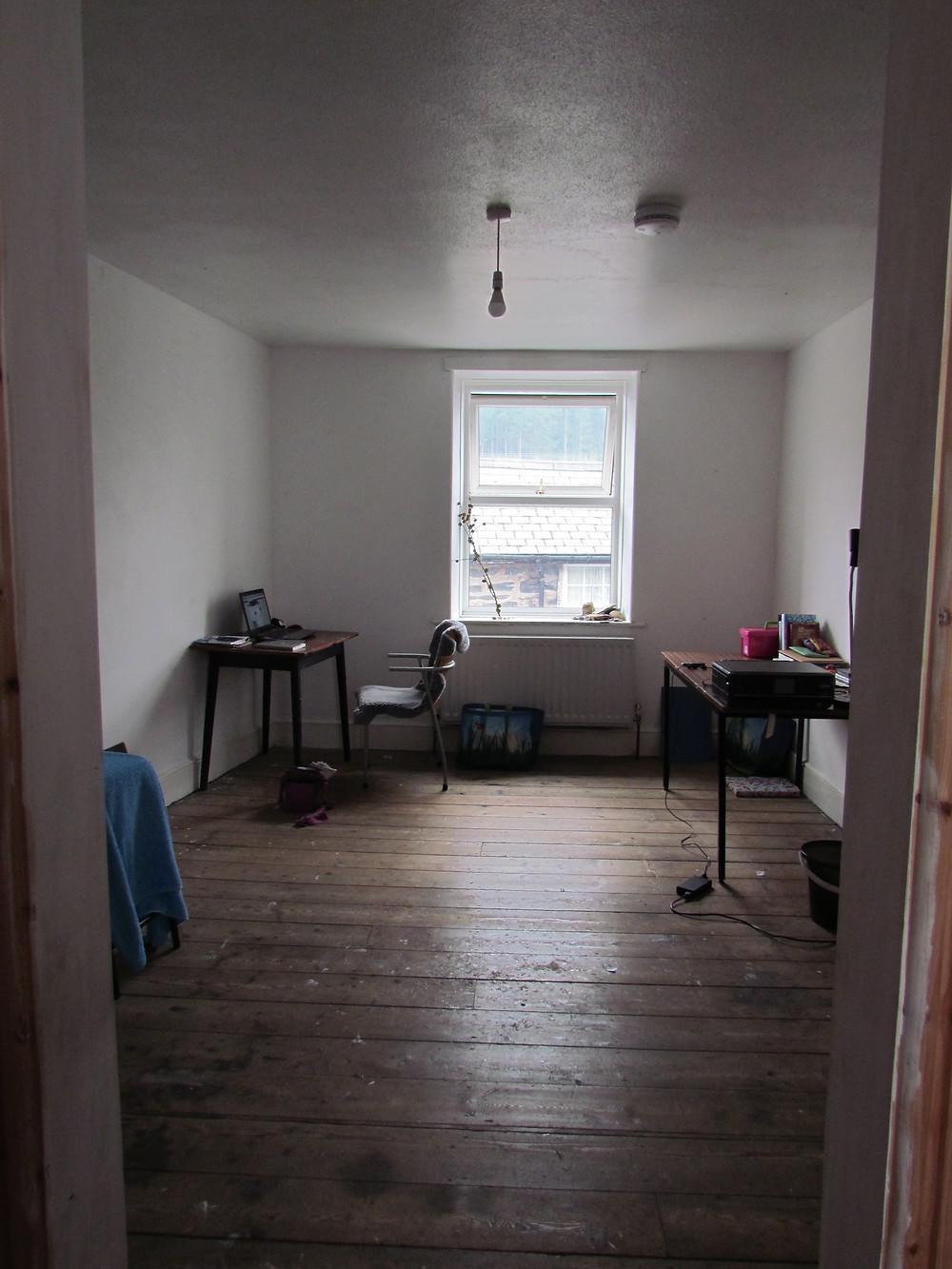 My studio at Stiwdio Maelor