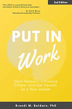 _Put in Work is a powerful and clear art