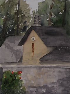Searseloise_Walled House in the Woods.jpg