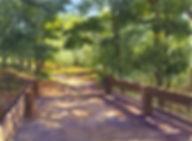 56A 14x11 WareSuzy_A Bridge Less Travele