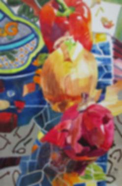33B 12x18 SmithKay_VegetablesOnTalaveraM