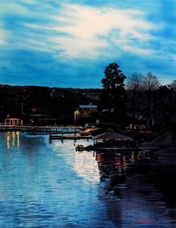 Cook Bob_Lake Nocturne