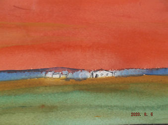 ArnoldWC_Orange Sunset 2.JPG