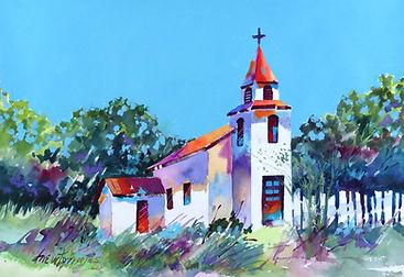 NewtonDyan_Summertime at the Chapel.jpg