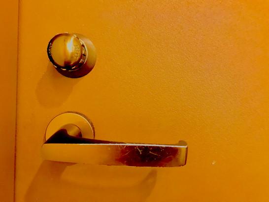 不正開錠防止の内鍵