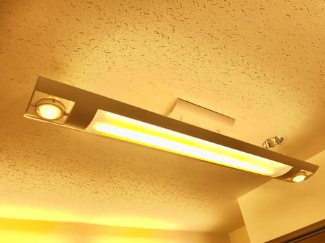 センター照明