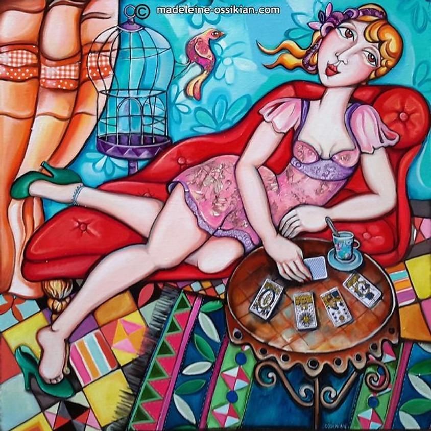 """Atelier Tarot de Marseille : """"Je vibre le Tarot"""""""