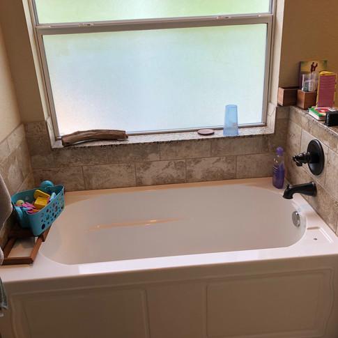 Clean Bathroom - Padegenis Cleaning - Cl