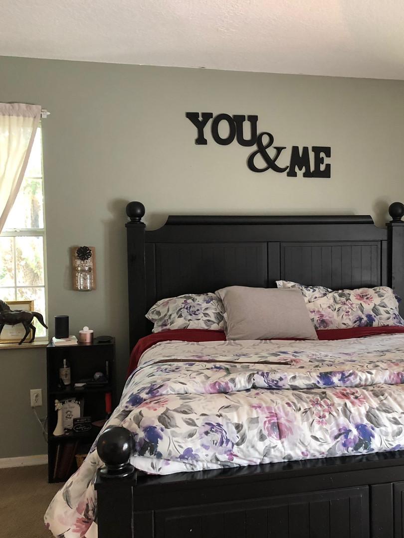 Clean Bedroom - Padegenis Cleaning - Cle