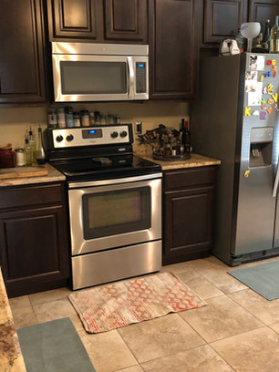 Clean Kitchen - Padegenis Cleaning - Cle