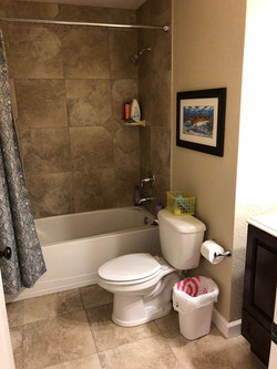Very Clean Shower - Padegenis Cleaning -