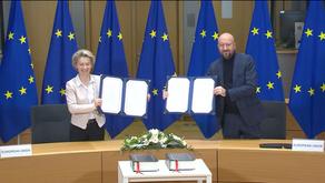 英国と欧州連合の新たな関係の始まり