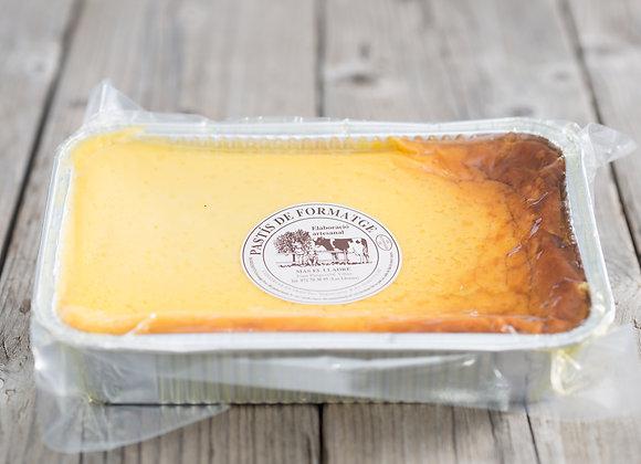 Pastís de formatge gran