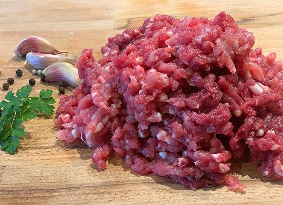 Carn picada de porc amanida 500g