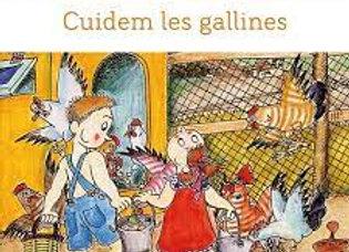 """Llibre """"Cuidem les gallines"""""""