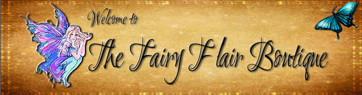Fairy Flair Boutique, fairy flair wear