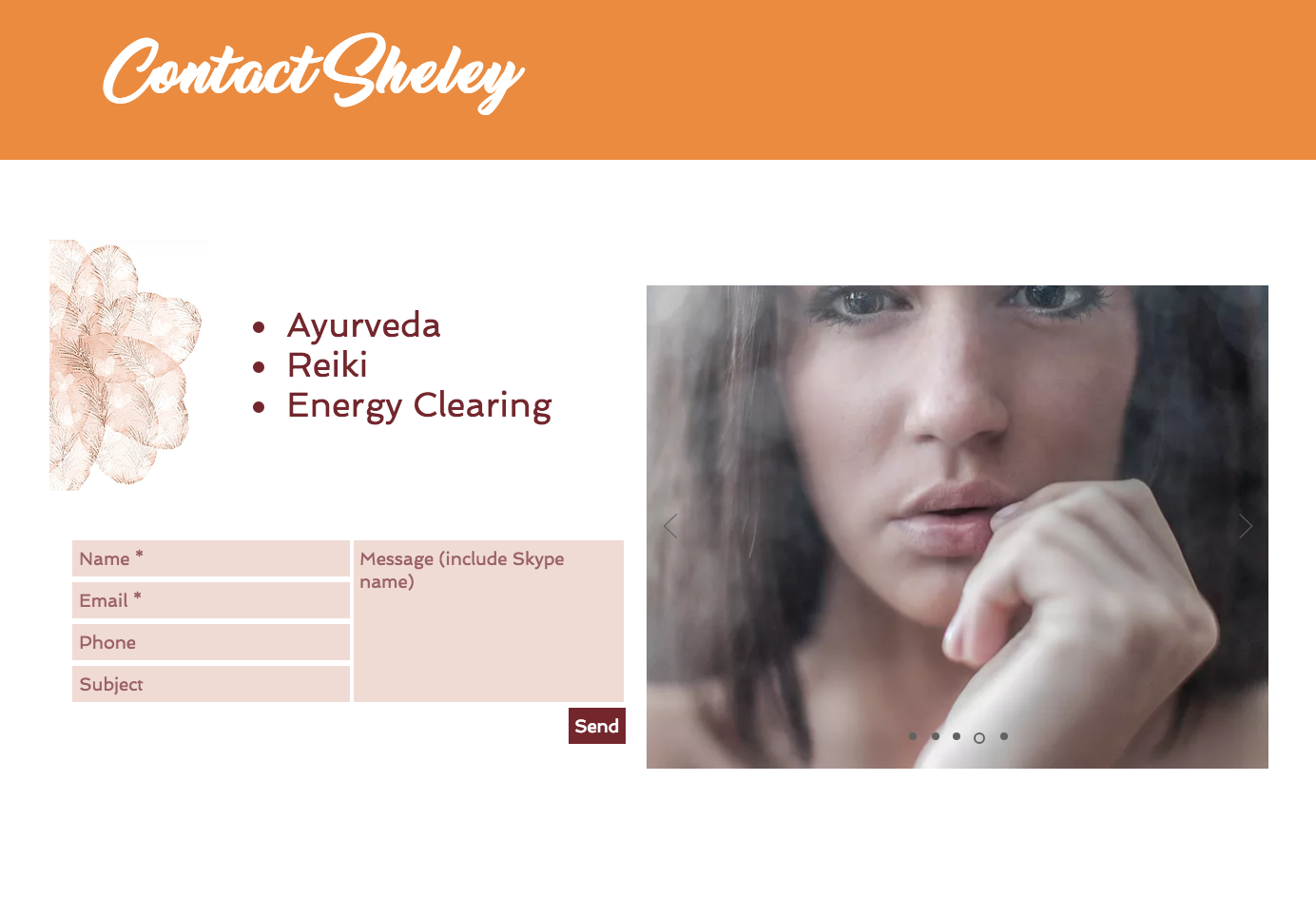 Impactful Appointment Website