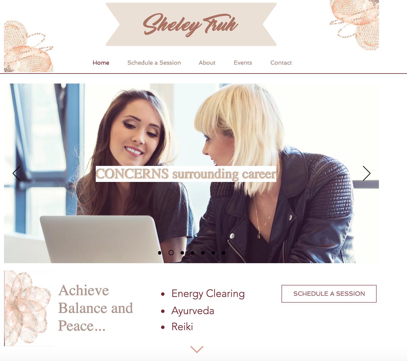 Effective & Light  Website