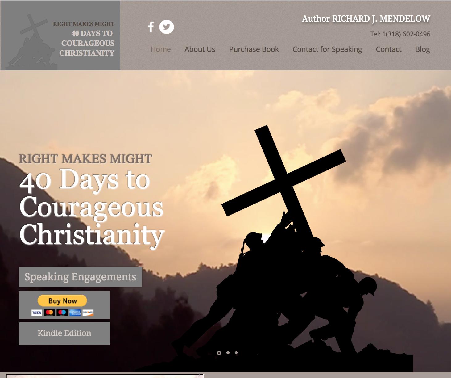 Christian book Website