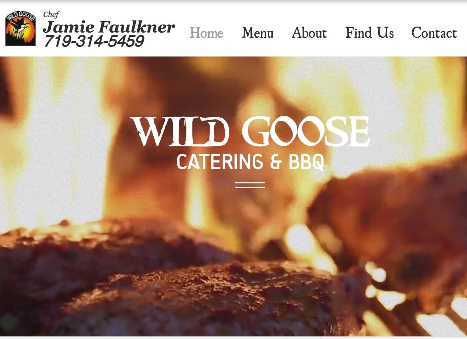 WILD GOOSE BBQ & Catering