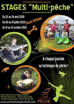 Affiche_Stage_Multi-Pêche_(nouveau_logo)