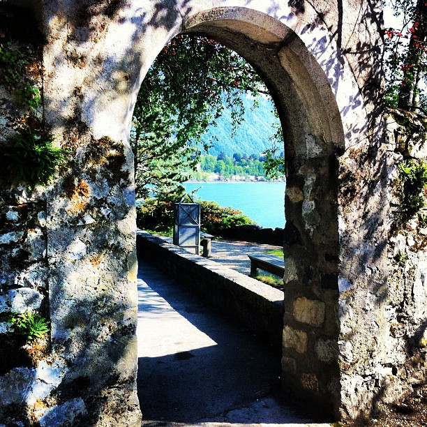 Castelo de Chillón, Suíça
