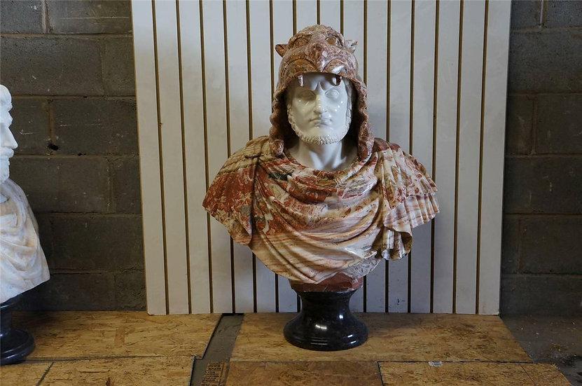 Marble Roman Bust Statue