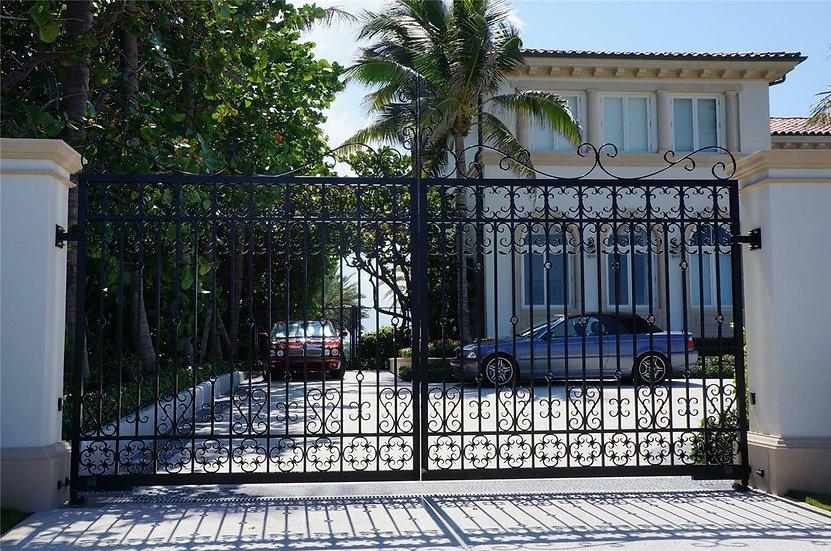 Driveway Gate