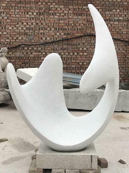 Marble Modern Statue
