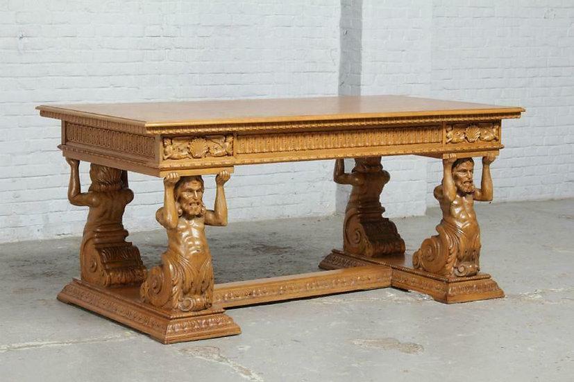 Antique German Desk