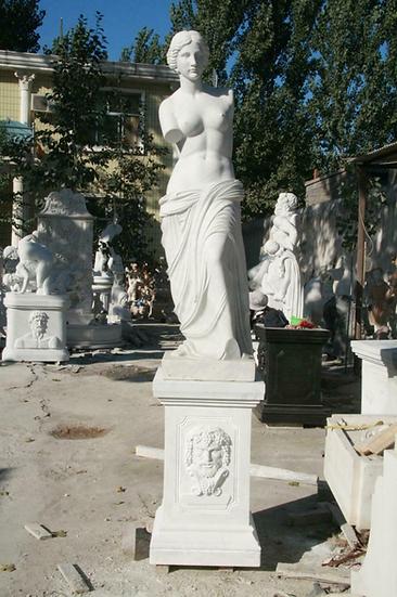 Marble Milo De Milo Statue