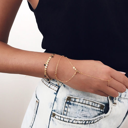 Nina Hand Chain