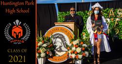 HP graduation 2021 student 2
