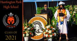 HP graduation 2021 student 3