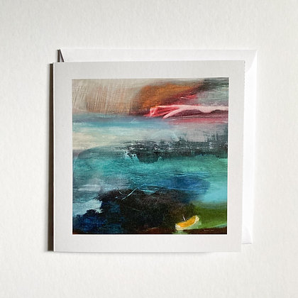 Aud - Orkney Seascape