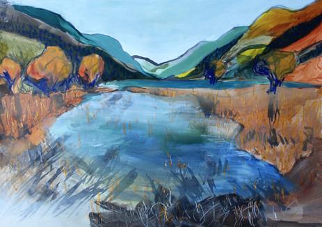 Loch Voil Reeds