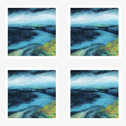 'Loch Katrine from Ben A'an' x4 Pack Cards