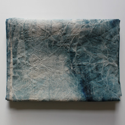 Sea Sounds Folded Throw