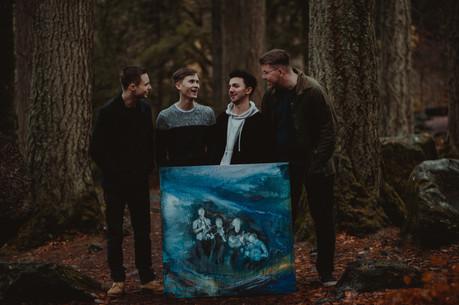 Gnoss - Album Cover Painting