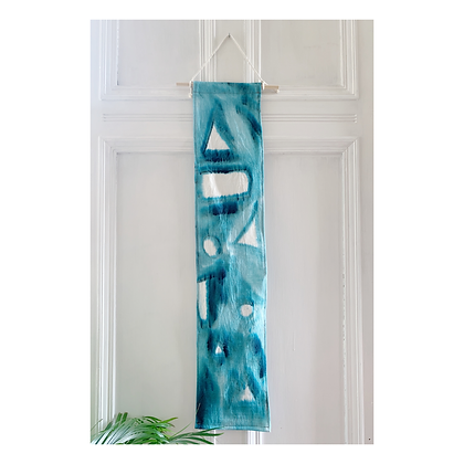 Sea Sounds Wall Hanging - Long