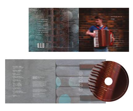 Andrew Waite CD Package