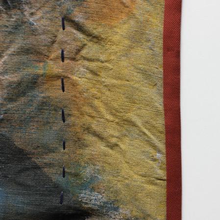 Cape Wrath Quilt Detail