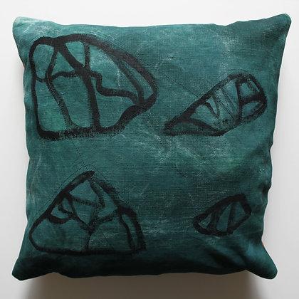 Sea Rocks Cushion Cover