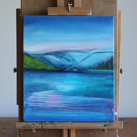 Winter on Loch Lomond