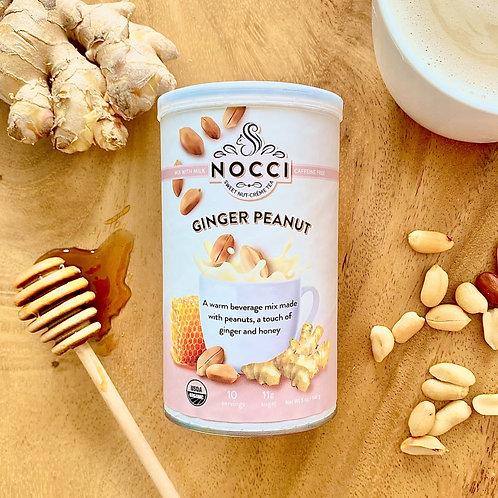 Ginger Peanut Crème Tea