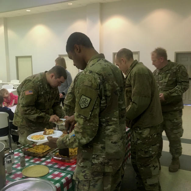National Guard Breakfast--February 8, 2020