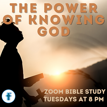 The Power of Knowing God Social Media.pn