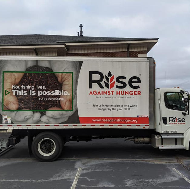 Rise Against Hunger--November 7, 2020