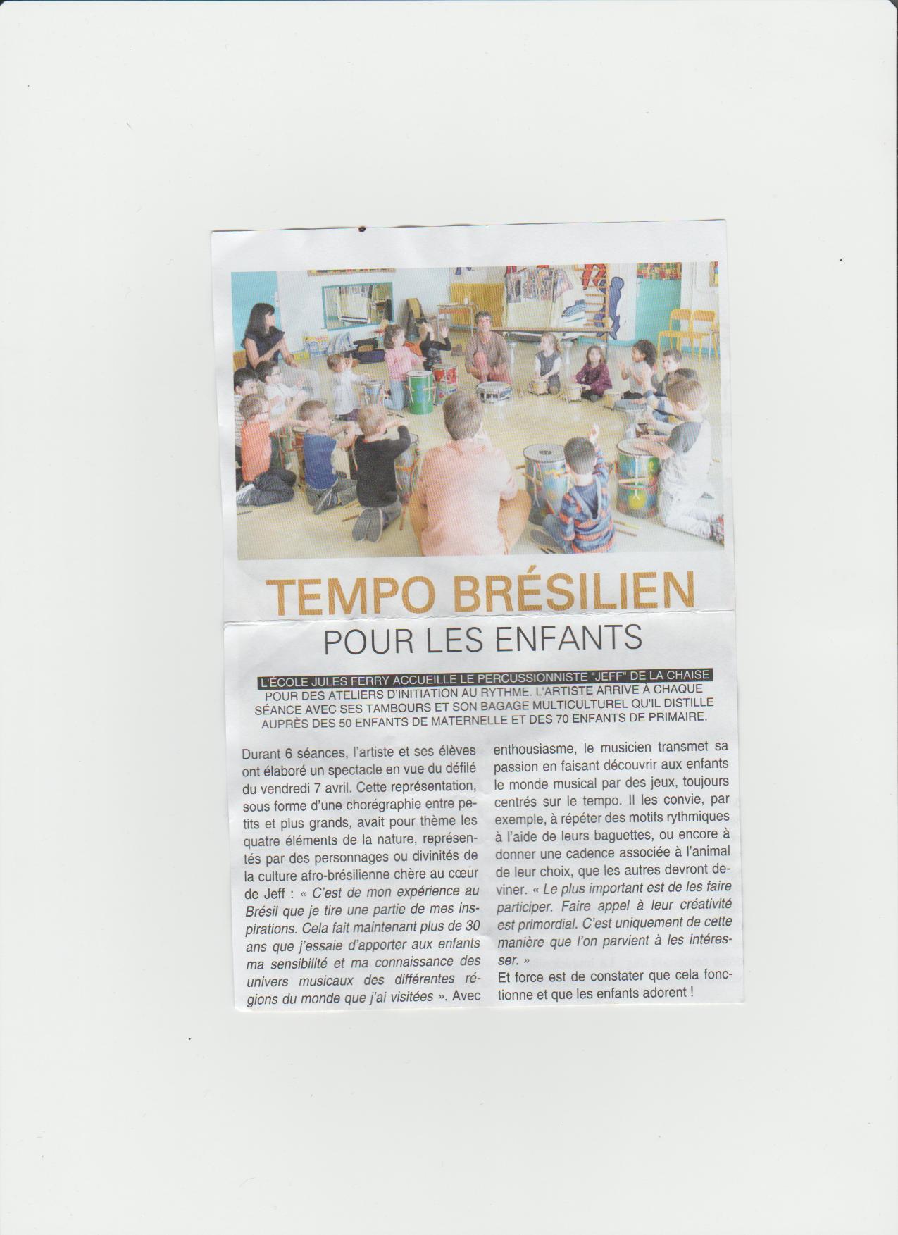 Article Amboise J. Ferry